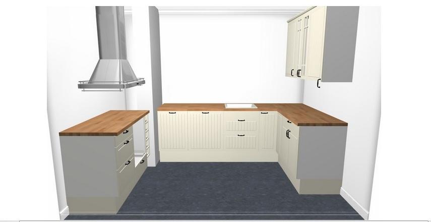 Baublog auf grosser fahrt mit fleischsalart for Abfallschrank küche